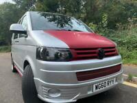 Volkswagen transporter t5.1 only 89000 fsh