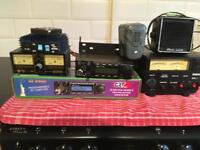 Cb radio complete set up