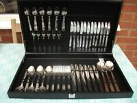 75 Piece Canteen of Cutlery