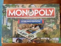 Stirling Edition Monopoly