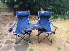 Shakespear Collapsing Chairs for garden or camping