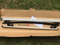 Genuine Saab 9-3 93 5dr roof bars – Part no 32025594
