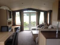 2012 Swift Moselle 38x12 Double Glazed & Central Heated 2 bedroom static caravan for sale