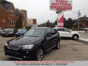 2015 BMW X3 xDrive28i | 'X LINE' | PANORAMIC ROOF | CAMERA |