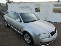 2007 SKODA SUPERB COMFORT 1.9TDI MOT DECEMBER 2018