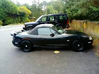 Bargain mx5 brand new MOT