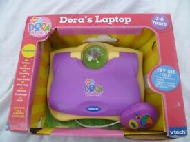 Dora the Explorer Laptop