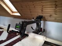 "Gammill 30"" Optimum Plus Quilting Machine with 14 foot hydraulic table"