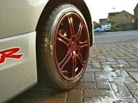 Honda Civic type R ep3 alloys