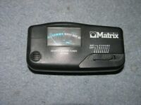 Matrix Guitar Tuner Weymouth Free Local Delivery