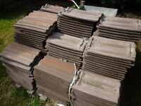 Roof tiles Redland 49's Bracken Brown