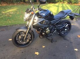 Yamaha XJ6N. 12/2009. Excellent condition + very low miles. Dry stored. 12 months MOT.