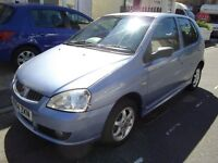 CITY ROVER 1.4 STYLE 2004 (54) 52000 MILES
