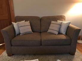Debenhams Cavendish fabric sofa