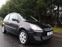 AUGUST 2006 FORD FIESTA STYLE 1.25 Zetec Petrol 3DOOR EXCELLENT CONDITION THOUGHOUT MOT AUGUST 2018