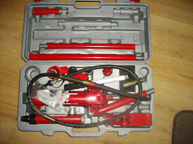 clarke strong-ram 4ton hydraulic body repair kit NEW
