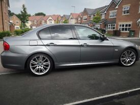 BMW 335d Saloon M-sport LCI