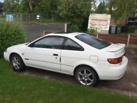 Toyota Paseo spares or repairs