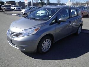 2015 Nissan Versa Note 1.6L|Rear View Camera|Hatch|LOW KM