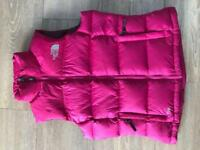North Face XS women's Gillet