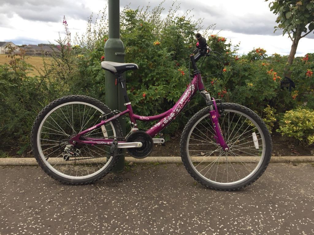 Girls Baracuda bike