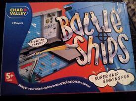 Battle ships game