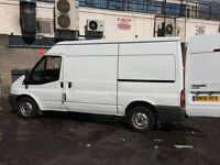 FORD TRANSIT MWB YEAR 2008 QUICK SALE