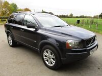 2005 55 VOLVO XC90 D SE AUTO ESTATE 7 SEATER 1 OWNER FROM NEW FULL HISTORY FULL MOT TOW BAR PX SWAP
