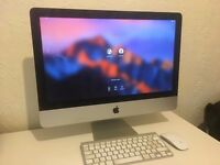 "Apple iMac 21"" Late 2012 model i5 2.7ghz Processor 8GB Ram 1TB HDD - Excellent Condition"