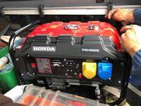 Honda generator eg3600