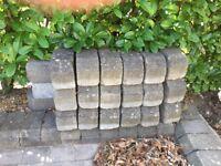 40 Marshalls pennant grey edging kerb stones