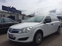 2011 VAUXHALL ASTRA VAN 1.7 CDTI FULL SERVICE HISTORY ONE COMPANY OWNER FROM NEW SUPERB DRIVE NO VAT