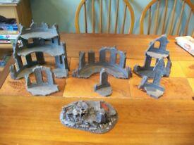 Battlefield in a Box Gothic Terrain Set