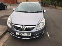 Vauxhall Corsa Life 1.3 CDTi 2007 Silver 5-dr New 12 MONTHS MOT Timing Chain £30 TAX/yr £995