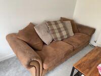 4 seater DFS sofa
