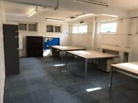 Vacant Offices for Rent 3 Offices 1 Bathroom 710 sq. ft total - Rates Included - £10,800 pa TOTAL