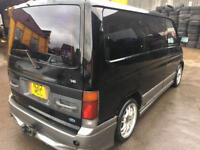 Mazda bongo day bus 2.5 v6 auto lpg -mot bargain