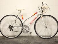 "Beautiful Ladies PEUGEOT PREMIERELLE Racing Road Bike - 19"" Frame - Restored w/ New Parts"