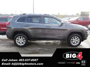 2015 Jeep Cherokee North, 4x4, V6, Clean CarProof