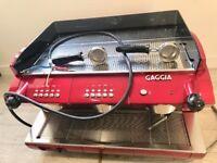 GAGGIA MILANO COFFEE MACHINE