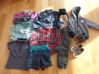 Boys Clothes Age 4 years