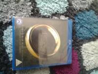 new and sealed blu ray lord of the rings the fellowship of the ring £1