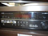 Yamaha RX-V673 7.2-Channel Network AV Home Theater Receiver