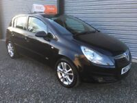 2007 VAUXHALL CORSA 1.4 SXI AUTOMATIC 6 MONTHS WARRANTY MOT 10 JUNE 2018 EVENING INDOOR VIEWING