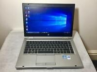 i5 6GB Ram VFast Like New HP HD EliteBook Laptop 320GB,Window10,Microsoft office,Ready to use