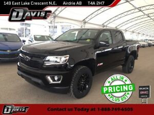 2017 Chevrolet Colorado Z71 15% OF MSRP CASH CREDIT