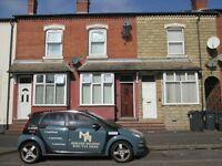 ****2 BEDROOM***HENSHAW ROAD - SMALL HEATH***EXCELLENT LOCATION***CLOSE TO ALL AMENITIES***DSS***