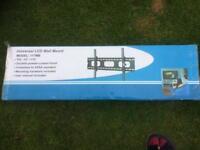 Universal wall mount Tilt Bracket LCD plasma TVs 30-63 inch