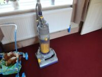 dyson hoover dc 04 model working