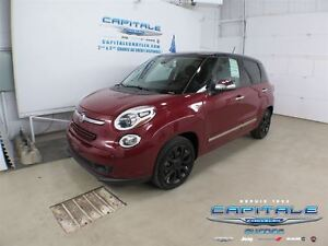 2014 Fiat 500L LOUNGE*TOIT PANORAMIQUE*